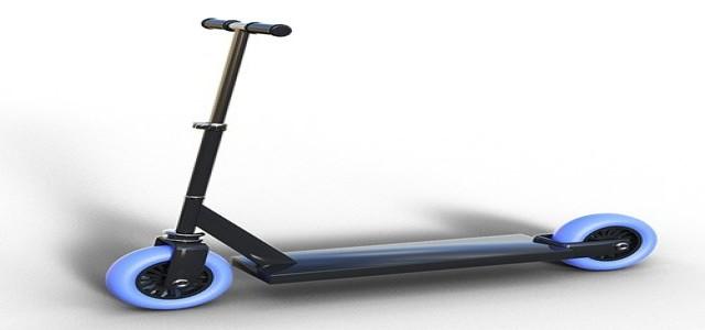 Electric scooter rental Bird 'flies' above $2.3B funding valuation